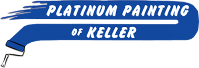 Platinum Paiting of Keller logo