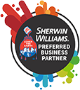 Sherwin Williams Business Partner logo