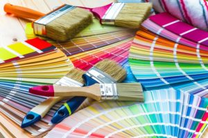 many interior paint color options
